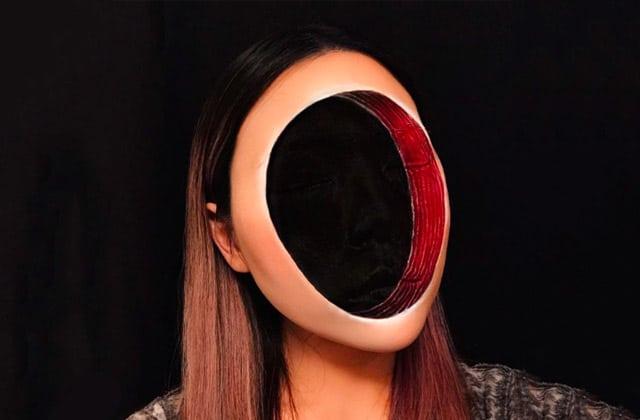 Prépare déjà Halloween avec des maquillages du Sheitan!