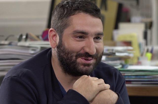 Mouloud Achour en interview:«Ce métier, c'est une façon de combattre l'ennui»