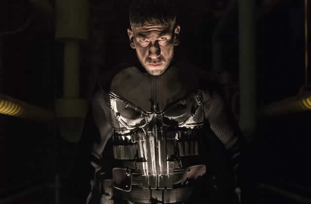The Punisher, la série qui casse des gueules, est #DispoSurNetflix !