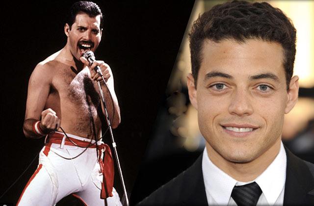 La première photo de Rami Malek en Freddie Mercury est là, et la ressemblance est dingue!