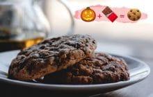 Recette des cookies potiron-chocolat pour cocooner son bidou en automne