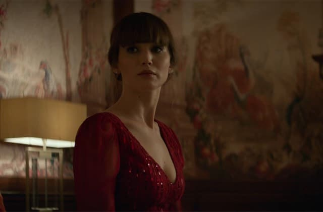 Jennifer Lawrence joue les Black Widow dans Red Sparrow
