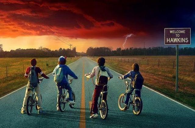 """Résultat de recherche d'images pour """"stranger things saison 2"""""""