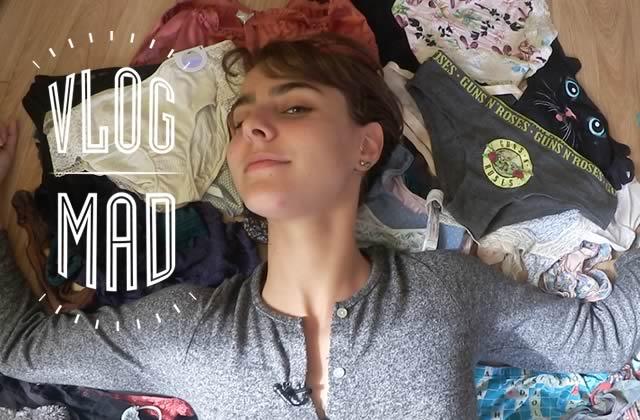 VlogMad n°90 — Les slips de Marion Seclin (et autres joyeusetés)