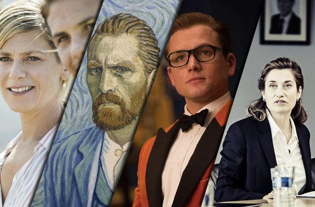 4 films à voir cette semaine:du blockbuster, de la délicatesse française et de l'animation