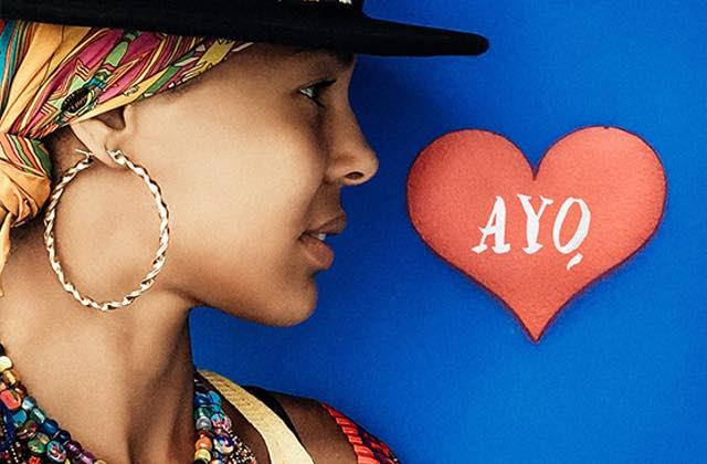 Trois excellentes raisons d'écouter le nouvel album d'Ayo!
