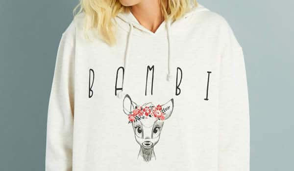 sweat-shirt-capuche-bambi-kiabi