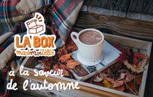 Achète sans abonnement la box madmoiZelle d'octobre, à thème BOUFFE!