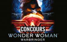 Participe au concours pour gagner un exemplaire du roman Wonder Woman