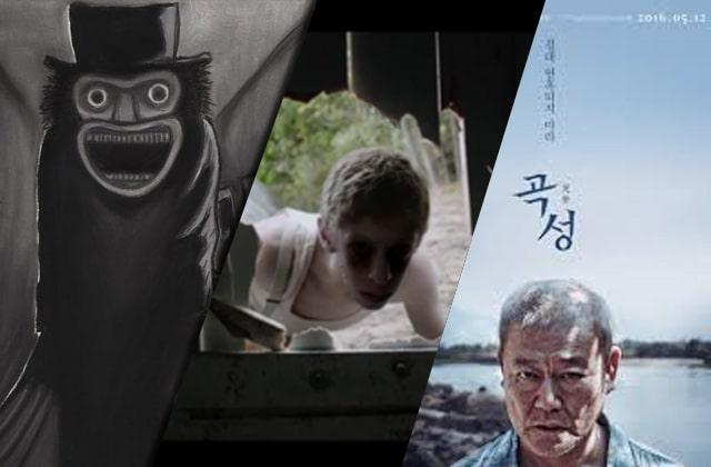Trois méchants de films d'horreur qui changent des démons et des fantômes