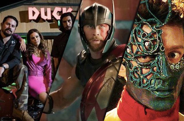 Trois films à voir cette semaine : de la rêverie, une comédie et des super-héros !