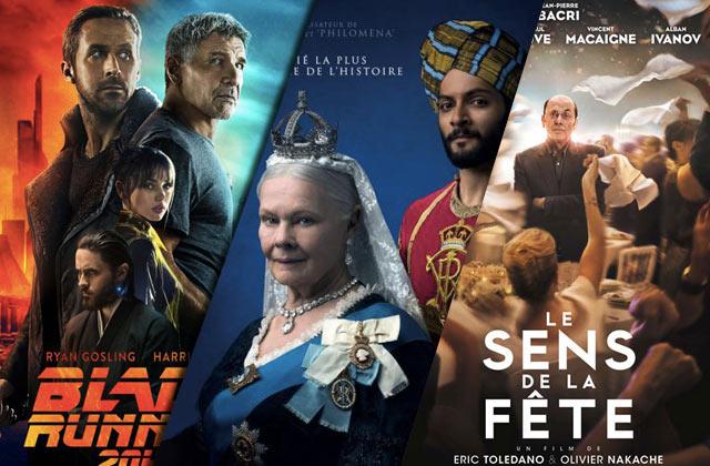 3 films à voir cette semaine:de la science-fiction, une comédie, et un biopic!