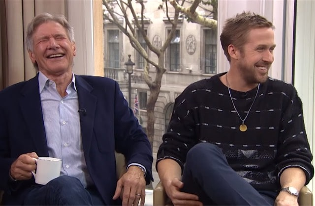L'hilarante interview de Ryan Gosling et Harrison Ford pour Blade Runner 2049
