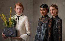 Le lookbook de la collection romantique d'Erdem et H&M se dévoile