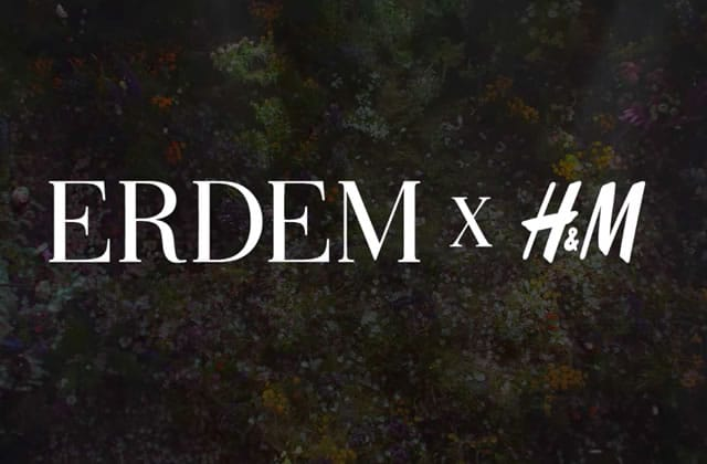 La collection Erdem et H&M est disponible !