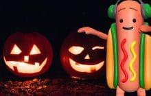 Vivement Halloween 2017 avec ce déguisement improbable du hot-dog Snapchat !