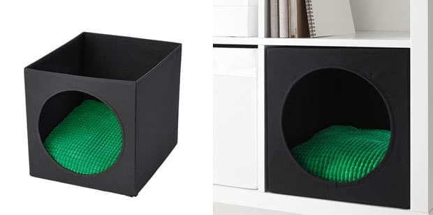 lurvig 8 trucs p cho dans la collection ikea pour chiens et chats. Black Bedroom Furniture Sets. Home Design Ideas