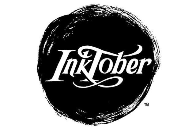 La défi #Inktober te motive à dessiner ce mois d'octobre !