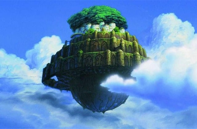 Le château éphémère, un pop-up store dédié au studio Ghibli, ouvre ses portes samedi 21 octobre!
