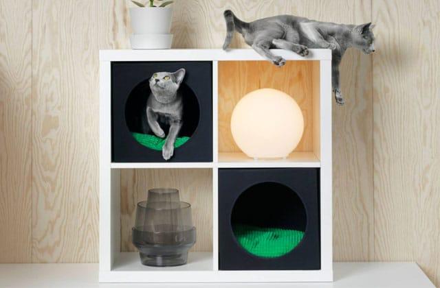 LURVIG : 8 trucs à pécho dans la collection IKEA pour chiens et chats