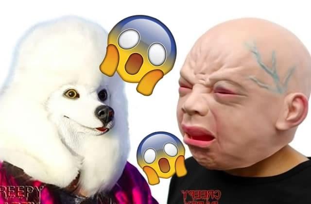 Neuf masques bien flippants pour terrifier tes amis à Halloween
