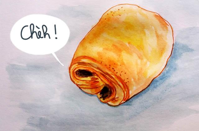 Bye la #TeamChocolatine:le pain au chocolat sort vainqueur par K.O.