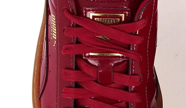 Puma Plateforme Patent Bordeaux