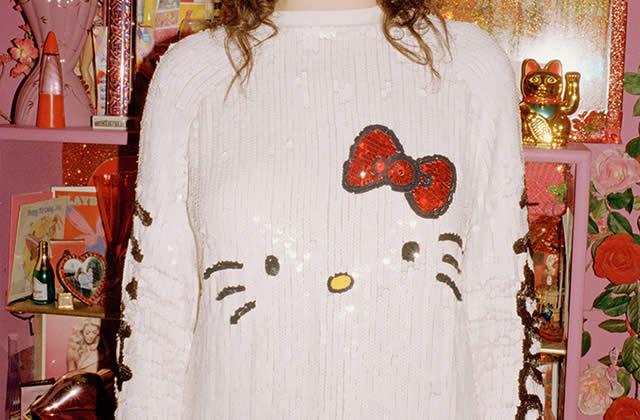 Hello Kitty et Van Goghsont dansLes bonnes nouvelles mode et beauté de la semaine