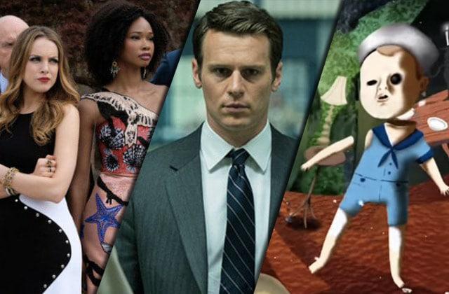 Dynasty, Lore et Mindhunter : que valent les séries sorties la semaine dernière ?