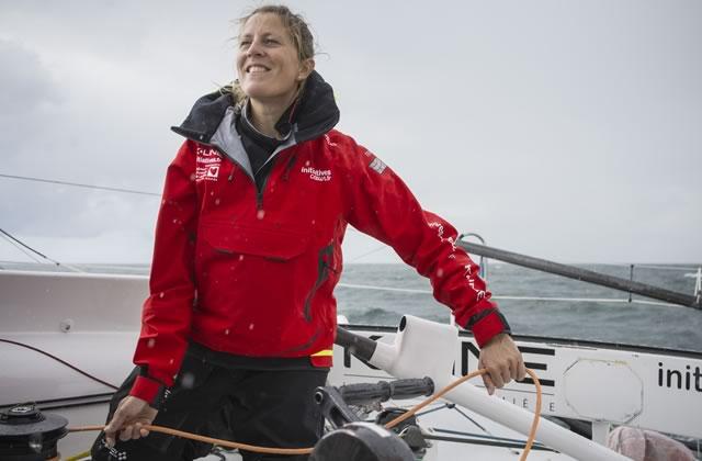 Voguez avec Tanguy de Lamotte et Samantha Davies, deux skippers de l'extrême !