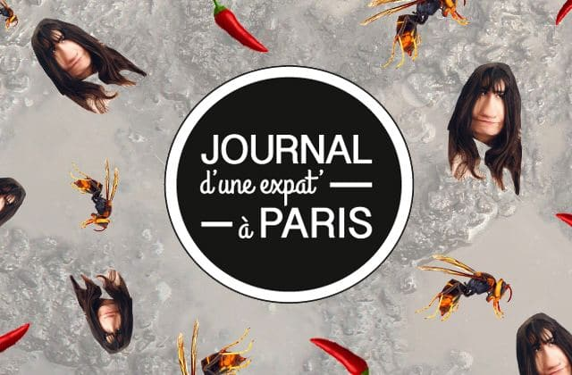 Des frelons XXL, de la fièvre et le retour du piment — Journal d'une expat' à Paris #7