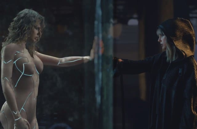 Taylor Swift en cyborg dans le clip de Ready for it… ?