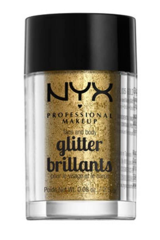 glitter NYX or