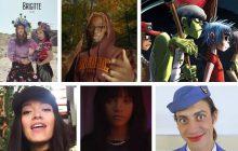 Les nouveautés musicales de la semaine: Gorillaz, Brigitte, Roméo Elvis…