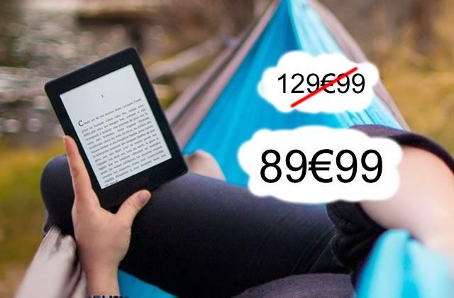 La liseuse Kindle Paperwhite en promo (-31%) pour le Black Friday!