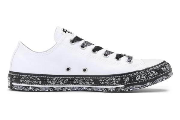 converse-miley-cyrus-noir et blanc