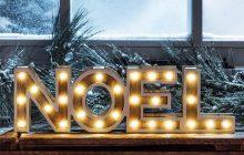 Idées de déco de Noël pour personnes ayant un petit studio