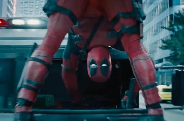 Deadpool 2 : Deadpool entre en scène dans la nouvelle bande-annonce
