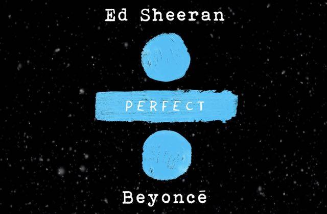Arrêtez tout: Ed Sheeran et Beyoncé chantent «Perfect» ensemble!