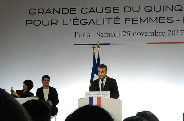 L'égalité femmes-hommes «grande cause du quinquennat»:les premières mesures annoncées
