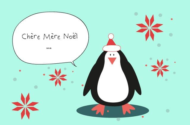 Dépose ta lettre à la Mère Noël à la Grosse Teuf et tente de gagner des cadeaux