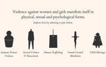 Le 25 novembre, luttons contre toutes les violences faites aux femmes