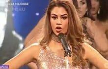 Les candidates au titre de Miss Pérou s'engagent contre les violences sexistes et sexuelles