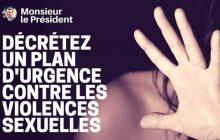 Contre les violences sexuelles, la pétition #1FemmeSur2 interpelle Emmanuel Macron