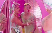 P!nk et Channing Tatum renversent les codes du couple dans le clip de Beautiful Trauma