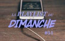 La Playlist du dimanche #51, placée sous le signe du boogie… et de la folk!
