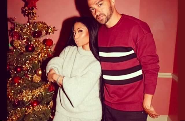 Nicki Minaj la bonne fée et Jesse Williams dans le conte de Noël d'H&M !