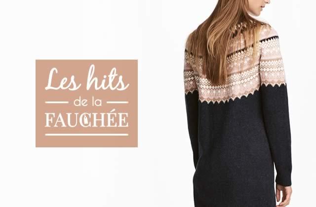 Des robes pulls pour un week-enddouillet —Les 10 Hits de la Fauchée #253