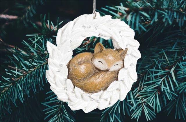 Sélection de décorations de Noël 100% animaux mignons