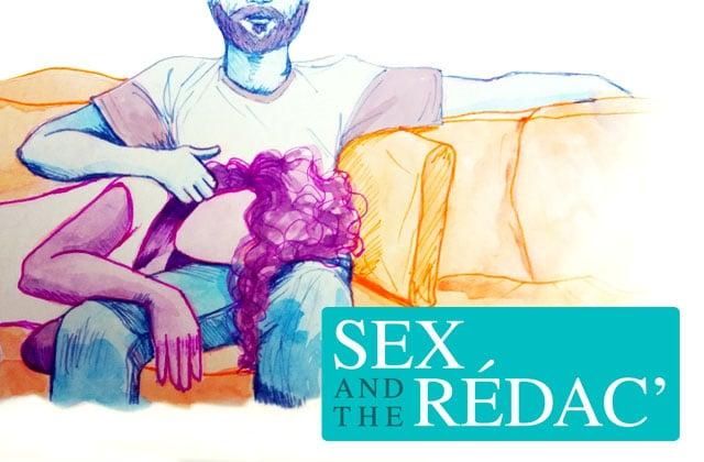 Un rencard à 1h du matin et de l'apaisement dans Sex and the Rédac #7